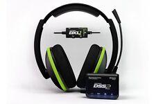 Turtle Beach DXL1 Ear Force XL1 + DSS2 Black/Green Headsets Microsoft Xbox 360