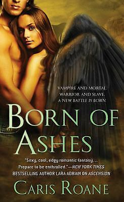 Born of Ashes (The Guardians of Ascension) by Roane, Caris