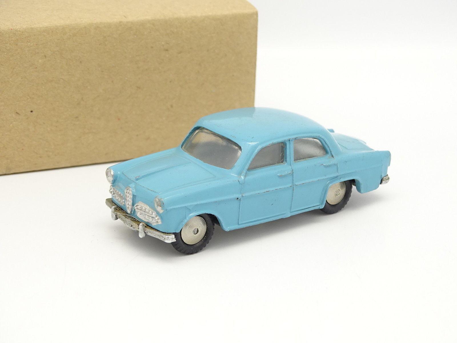 Mercury 1 43 - Alfa Romeo Giulietta Ti N.20 blue