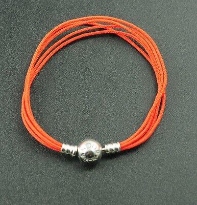 Original Pandora Bracelet 590715COE-M2 19cm Fabric bracelet NEU