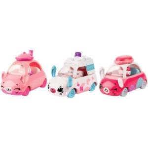 Shopkins Cutie CARS Play /'n/' Afficher Cupcake Van Collectors Case New
