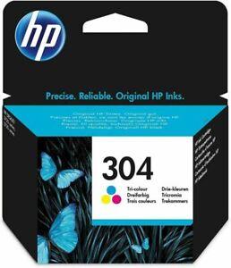 HP 304 Tricromia (N9K05AE) Cartuccia Originale per Standard,