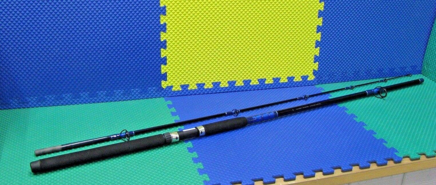 Okuma bluee Diamond Surf Rod 10' 0  2Pc Medium Heavy Spinning Rod BD-S-1002MH-1