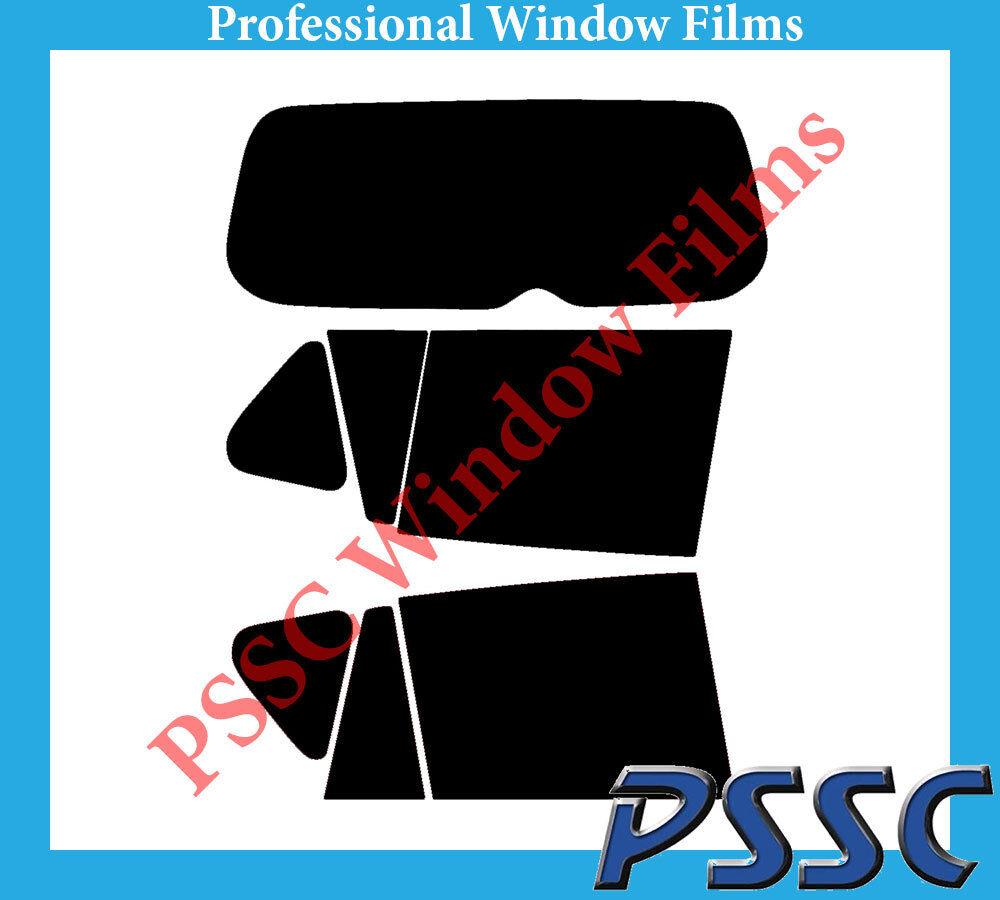 PSSC Pre Cut Rear Car Window Films - Toyota Rav 4 5 Door 2005 to 2016