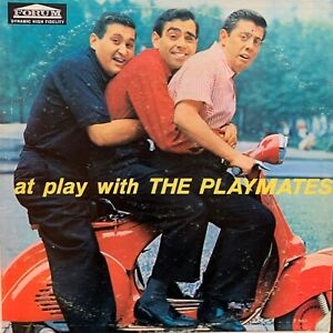 THE-PLAYMATES-Pre-Owned-LP-AT-PLAY-WITH-THE-PLAYMATES