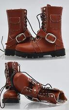 "Fashion MSD Boots/Shoes 1/4 BJD Mini Super Dollfie 17""Tonner Men/Matt(8-MB-8"