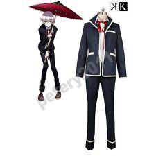 Custom-made K-project Isana Yashiro School Uniform Cosplay Costume Clothes