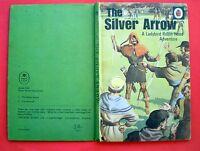 The Silver Arrow vintage Ladybird book A Robin Hood Adventure reading children