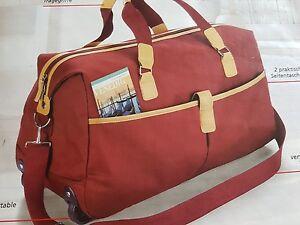weekender tasche umh ngetasche reisetasche handtasche handgep ck mit rollen. Black Bedroom Furniture Sets. Home Design Ideas