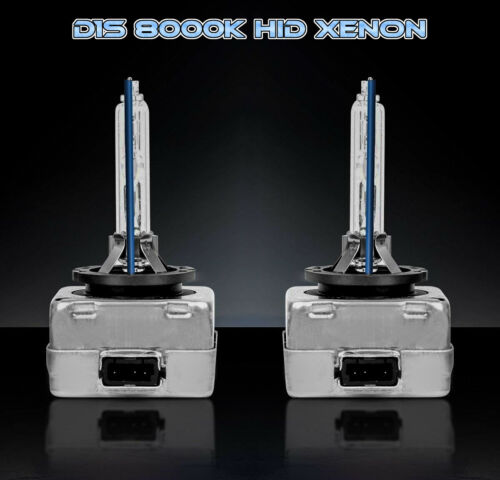 Vauxhall Antara 06-15 D1S Xenon Hid 35W Bulbs Ice Blue 8000K Low Beam Headlight