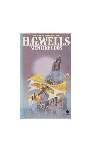 Men Like Gods (Sphere science fiction) by Wells, H. G. Paperback Book The Cheap