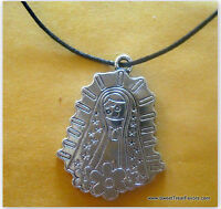 Virgencita Guadalupe Party Baptism Favors Charm Lupita Necklace Recuerdos Fiesta