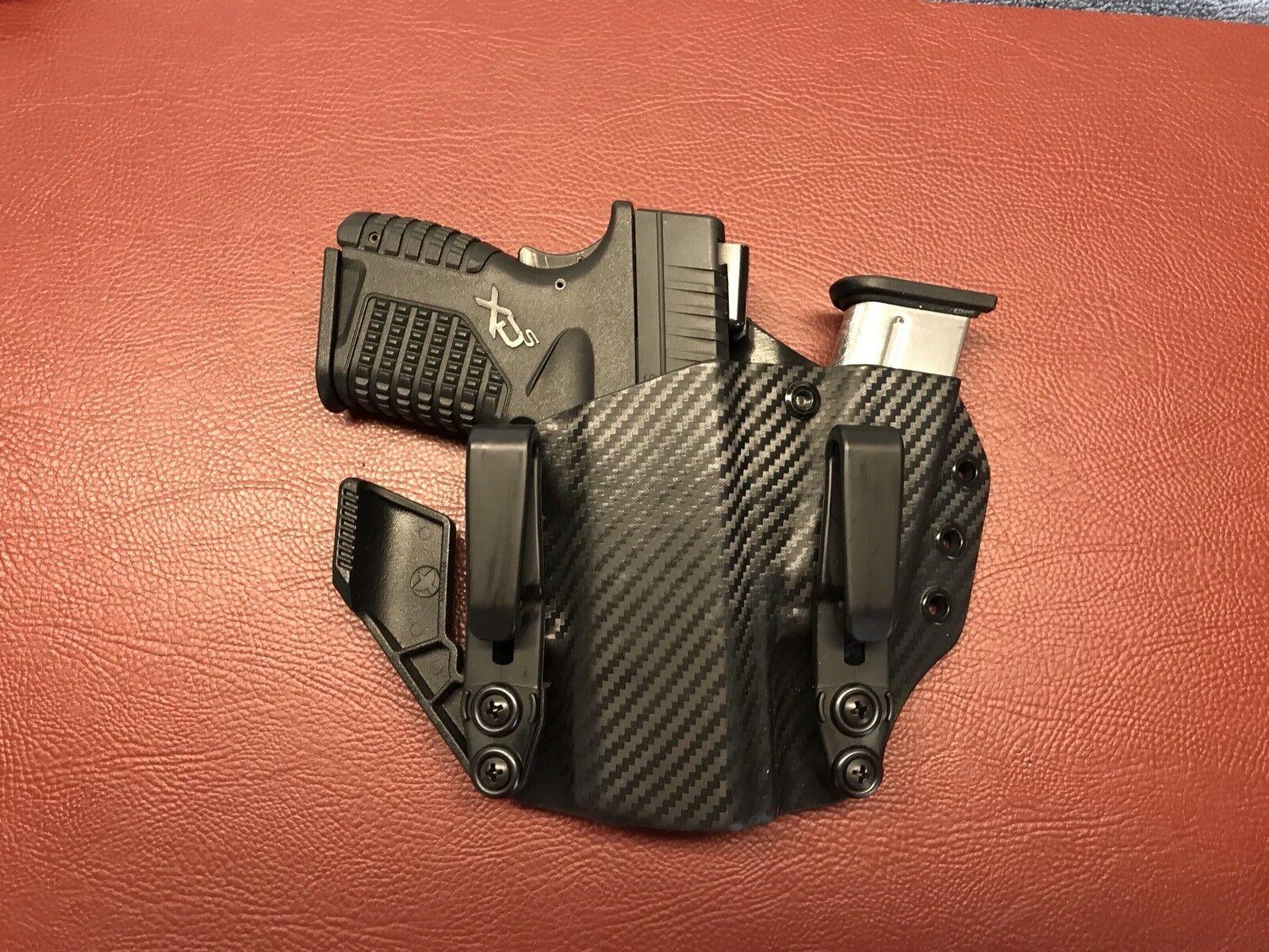 Springfield Xd-S 4.0 9mm Funda Kydex Sidecar