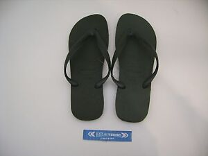 7377052b278b3 Image is loading HAVAIANAS-SLIPPER-THONG-MAN-WOMAN-TOP-GREEN-OLIVE-