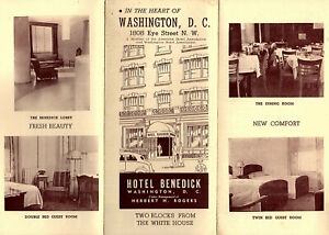 Details about Hotel Bene Washington DC Foldout Brochure Photos Map on dc water treatment plant map, dc ghetto map, dc airport map, dc wmata map, dc maps printable, dc hyatt map, dc wedding map, dc street map, dc road map, dc bus map, dc restaurant map, dc museums map, city center dc map, dc zoo map, brochure of dc attractions map, dc guide map, dc embassy map, dc heat map, dc nightlife map, dc tourist map,