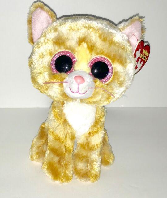 Tabitha 2015 6in Orange Stripe Plush Ty Beanie Babie Boo Cat Kitten Toy  36129. +.  15.99Brand New. Free Shipping 6b7a9715fb74