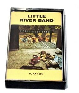 Little-River-Band-Self-Titled-Album-Cassette-Tape-country-rock-classic-blues-VGC