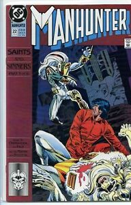 Manhunter-1988-series-22-near-mint-comic-book
