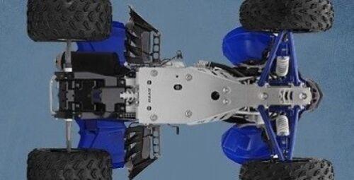 YAMAHA GYTR RAPTOR 700R MAIN ENGINE FRAME SKID PLATE GUARD 1ASF84N0V000