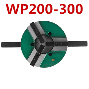 3-Jaw-Table-Chuck-Reversible-WP-200-WP-300-Clamping-Self-Centering-Welding
