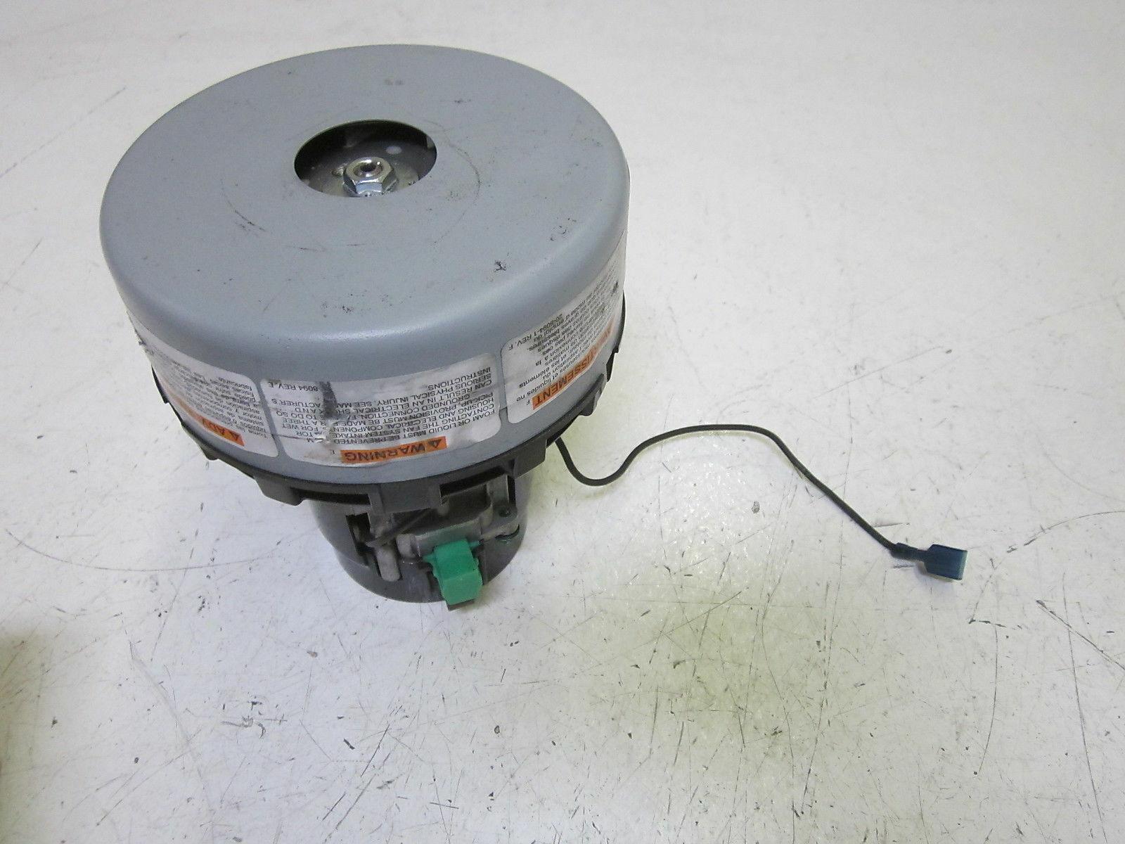 LAMB ELECTRONIC 116757-13 VACUUM MOTOR 120V  USED