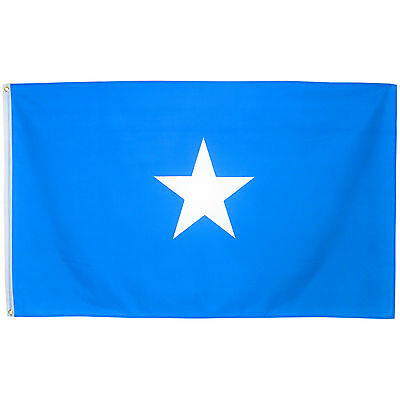 Fahne Somalia Querformat 90 x 150 cm somalische Hiss Flagge Nationalflagge
