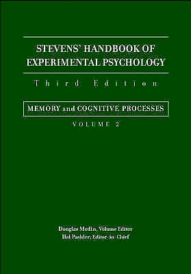 Memory and Cognitive Processes by Medin, Douglas L. -ExLibrary