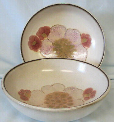 """England Denby Langley Gypsy Bread or Dessert Plate Stoneware 6 3//4/"""" Excellent"""