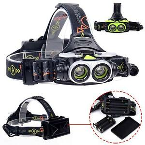 Zoomable-2X-X-XML-T6-LED-20000-LM-USB-Headlamp-4-Modes-Cycling-Flashlight-UP