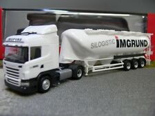 1/87 Herpa Scania R HL Eutersilo-Sattelzug Imgrund Silogistic 302371
