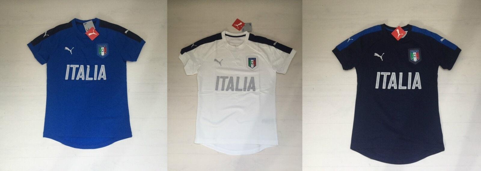 3630 FW16 T-SHIRT ITALIEN PUMA T-SHIRT FW16 ITALIEN JERSEY TEE TRIKOT T-SHIRT 4bd591