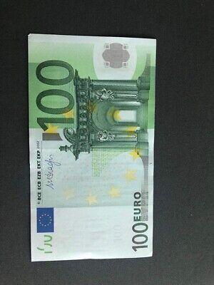 100 € EURO 2002 BANKNOTE Series. 100 Euros. Circulated Banknotes. 100 Euro Total   eBay