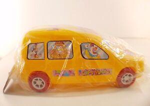 ROMY-Argentine-Peugeot-Partner-CIRCO-en-plastique-souffle-26-cm-neuf-plastic-toy