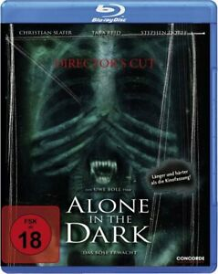 Alone In The Dark 2005 Blu Ray Region Free Director S Cut New Sealed Ebay