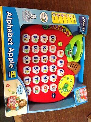VTech, Alphabet Apple, ABC Learning Toy, Preschool Toy | eBay