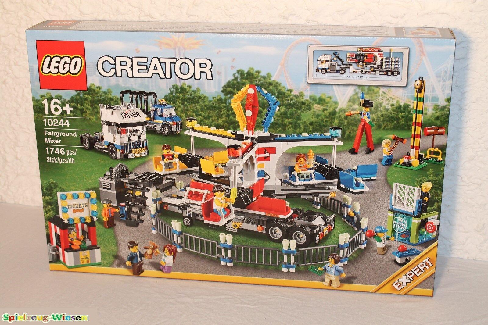 LEGO ® Creator 10244 La Fête Foraine-Manège-NOUVEAU & NEUF dans sa boîte -