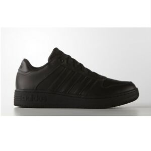 new arrival 046d4 46dfe Sneakers AW4510 Zapatillas Adidas Team Court Negro Hombre