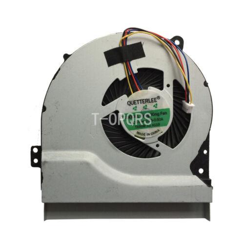 CPU Fan Cooler For ASUS X550 X550C X550CC X552C X550V X550VC X550VB Laptop