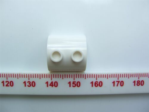 4624989 Parts /& Pieces 2 x Lego White BRICK 2X2 W BOW AND KNOBS