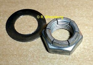 NOS-Mopar-Steering-Wheel-Locknut-A-Body-Dodge-Plymouth-Dart-Duster-Demon-039-Cuda