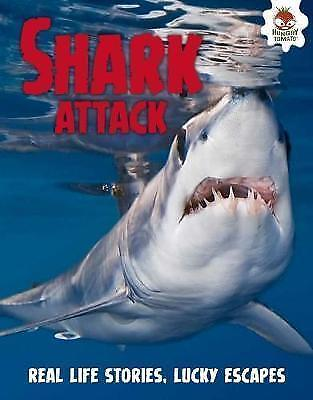 Shark! Shark Attack by Mason, Paul (Paperback book, 2018)