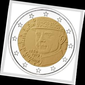 2-EURO-Slovaquie-2019-Slowakije-Milan-Rastislav-tefanik-1880-1919