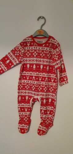 Christmas all in one pyjamas