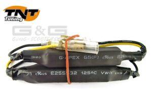 Responsable Résistance Led Clignotants Miniblinker 10w Ampoules Roller Moto Quad-afficher Le Titre D'origine