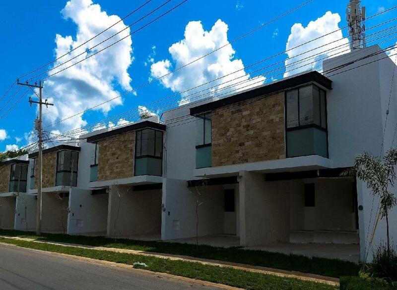 Town House en Santa Gertrudis Copó cerca Temozón en Mérida,Yucatán.