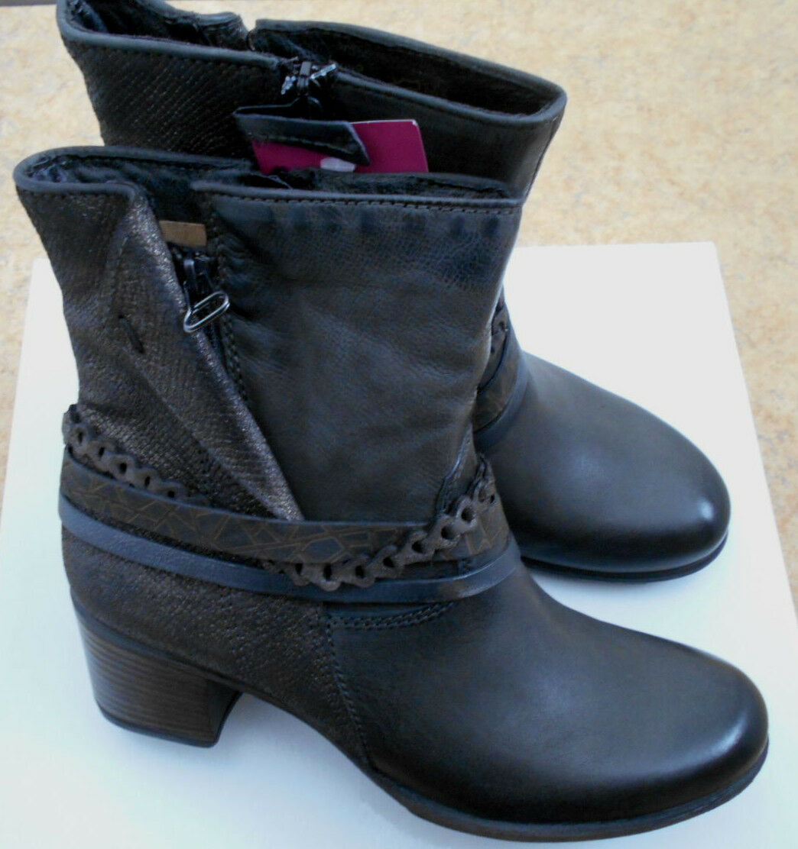 echa un vistazo a los más baratos Nuevo Nuevo Nuevo  top señora-botines botas  nuevo  I 'm Walking  cuero  el mejor servicio post-venta