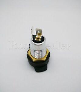 Universal-12V-Din-Car-Cigarette-Socket-Adaptor-Plug-Hella-BMW-Female-Gold-Plated