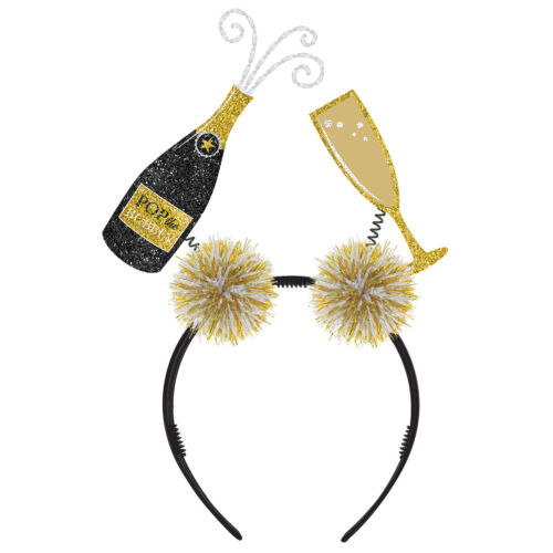 Amscan Champagne flauto /& headboppers