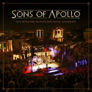 SONS-OF-APOLLO-LIVE-WITH-THE-PLOVDIV-PSYCHOTIC-SYMPHONY-4-CD-NEU