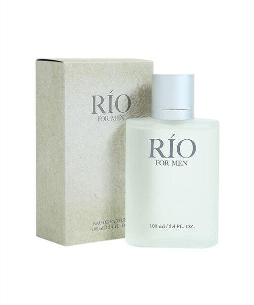Rio For Men By Sandora Eau De Parfum 34 Oz Perfume Fragrance Spray